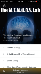 Graphics - rdio